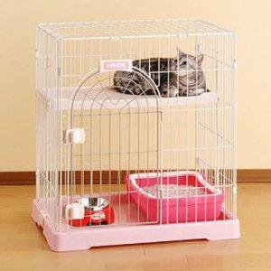 画像3: ゆったり&お部屋にピッタリな猫用サークル「サークルーム コンフォート・ミニHi」