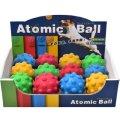 【お取り寄せ商品】ナチュラルラバーの丈夫なボール!「アトミックボール ミニ 12PBOX」